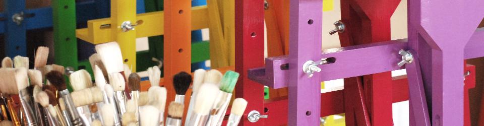 Цветное настроение — творческая мастерская…